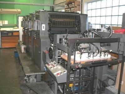 进口印刷机代理